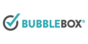 Logo Bubble Box transparent